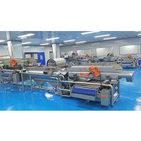 雷洛净菜生产线标准化流程净菜处理之目的