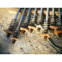 螺旋筋 箍筋 防止锚下混凝土在张拉应力的作用下发生局部破坏 5圈 精轧螺纹钢专用锚具 邯郸