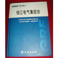 钱江电气集团志 方志出版社 9787801926821