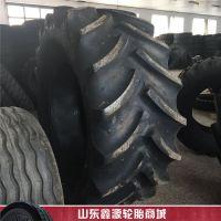 前进轮胎农用子午线钢丝轮胎710/70R38 轮胎真空轮胎