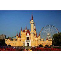 尚雕坊水泥直塑北京石景山游乐园设计施工方案三维建模效果图制作