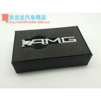 奔驰BENZ 个性金属钥匙扣AMG SLK GLK CLS ML GL SL钥匙扣 钥匙链