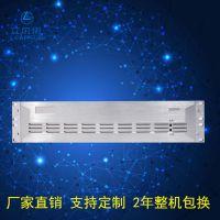 厂家直销 2U通用机架式服务器 专注服务器定制厂家 2年整机包换
