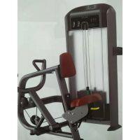 力量器械健身器材坐姿划船训练器划船器优惠