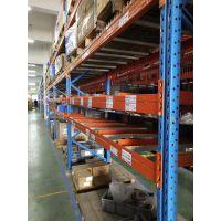 联和众邦货架阁楼式货架仓库货架钢平台两层移动货架