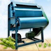 青毛豆采摘机 青豆荚采摘脱荚机 商用家用青豆去皮机 剥毛豆机器
