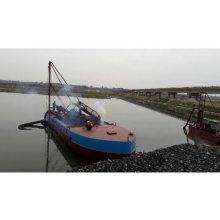 小型抽砂船 钻探抽砂船 凯翔 割边抽砂船报价