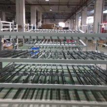 滚滑流利货架生产厂家定做 原厂家包安装送货设计生产