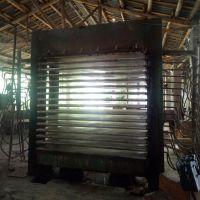 二手热压机批发三明三维产15层3x6尺木工热压机械