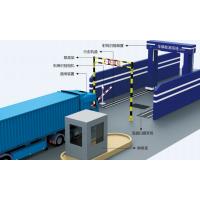 监狱车辆检测系统UNJ700A 公安检查站 警用车检系统生产厂家日联科技