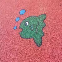 江西抚州南丰乡村道路透水路面透水混凝土厂家彩色地坪包施工