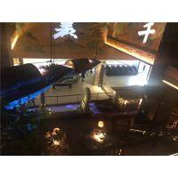 景观装饰船 室内摆件船 摄影道具木船 欧式亮化木船厂家直销