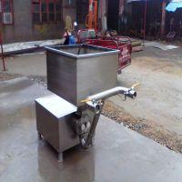 康汇牌灌肠机 齿轮灌肠机价格 GC-200齿轮灌装设备