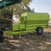 TMR制备饲料机/青储草料加水搅拌机