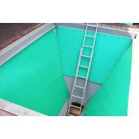 工业用煤仓衬板 PE塑料板加工 防腐蚀防潮聚乙烯衬板