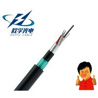 GYTA53光缆48芯 GYTA53-48B1国标光纤 重铠装铁路地埋光缆双铠装双护套 厂家直销