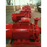 卓全室外消火栓泵XBD15.0/30-HY多级消防泵自吸泵