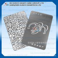 不锈钢会员卡制作,不锈钢会员卡生产,不锈钢会员卡生产厂家