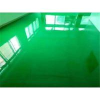 工厂地面做宝大涂料环氧地坪漆的厚度设计
