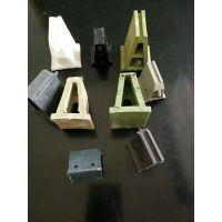 聚氨酯夹克管防腐保温管道专用优质塑料支架 木头支架 空调管托