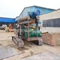 供应建筑液压螺旋建筑打桩机价格 小型旋挖钻引孔机可钻岩石厂家