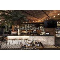 西餐厅室内设计中西元素的风格