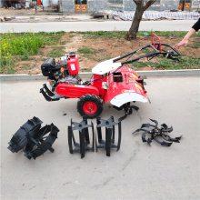 手扶式农用旋耕机 小型农业机械汽油旋耕机