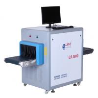 检针机 鞋子X光验针机 无死角 ELS-360HD 0.8mm直径金属球 半自动