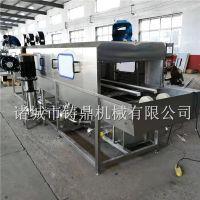 供应铸鼎机械周转筐清洗机 304不锈钢
