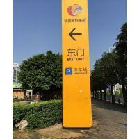 宁波停车引导牌 指示牌导视牌 索引牌展示牌 楼宇标牌景观标牌