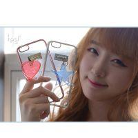 韩国新款iphone6plus手机壳5.5挂件苹果6S可爱手机套4.7全包外壳