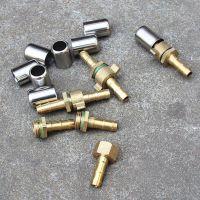机动喷雾器药管接头 高压喷雾器配件 8.5高压管活接 接头 压管套