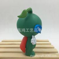 来图来样订做3D立体人偶 PVC注塑企业形象玩具 PU版手办