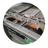 链板输送机图纸厂家推荐 石头矿山链板输送机价格生产厂家
