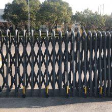 公司企业专用伸缩门,收缩大门,工厂电动遥控伸缩门