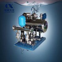 变频恒压系统/不锈钢无负压生活成套供水设备/二次增压加压稳流罐
