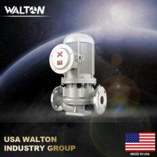 美国WALTON沃尔顿 进口不锈钢立式管道泵 立式离心泵 管道离心泵