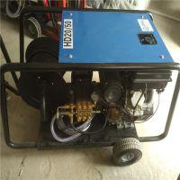 高压水管道疏通机双缸大马力柴油机驱动进口意大利AR高压柱塞泵