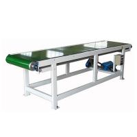 不锈钢输送带流水线运行平稳 水平式传送机