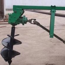 热卖拖拉机打坑机 林业机械挖坑机  大型拖拉机挖坑机