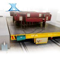 厂家 电动轨道搬运小车蓄电池150T搬运设备轨道车非标定制