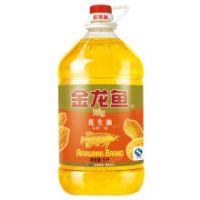 【正品保障】金龙鱼 压榨 浓香花生油5L 健康安全