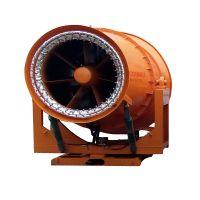 北华KCS400型/除尘降温风送式喷雾机/市政拆迁扬尘环保远程雾炮机