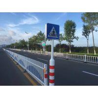 道路护栏设计合理-坚固耐用-厂家直销安装