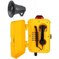 IP扩音对讲电话系统 SIP抗噪音扩音电话 三防IP广播呼叫系统 IP广播对讲