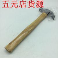 五金工具优质木柄羊角锤 羊角锤钉 多功能木柄锤子