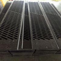 聚乙烯吸水箱盖板 自润滑耐老化高分子hdpe板 黑色纯料聚乙烯板