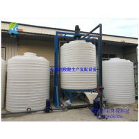 脂肪酸生产设备升级聚羧酸母液反应釜,江苏华社减水剂设备一体式整套