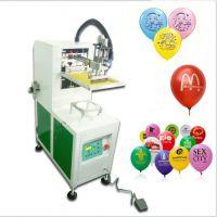 气球丝印机乳胶气球印刷机单色气球丝网印刷机