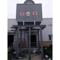 方形横流塔厂家直销冷却塔型号配件更换维修